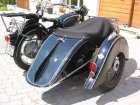 BMW R 60/2 with Sidecar